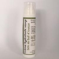 Crème hydratante visage - 30% de lait d'ânesse BIO - 50 ml