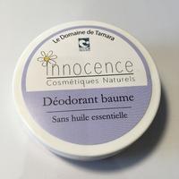 Déodorant Baume - Sans huile essentielle