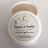 Savon à barbe - 30% de lait d'ânesse BIO
