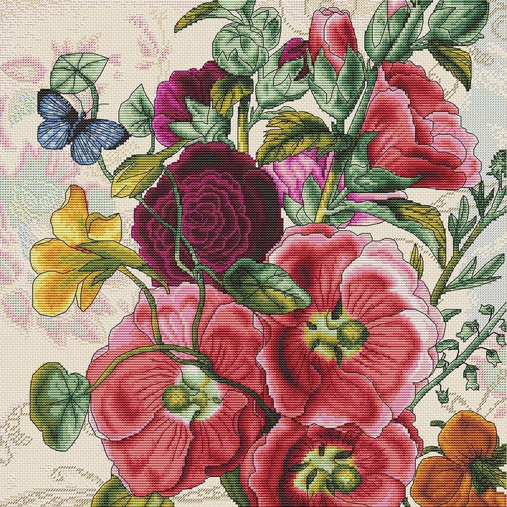 Fleurs d été  B2366  Luca-S