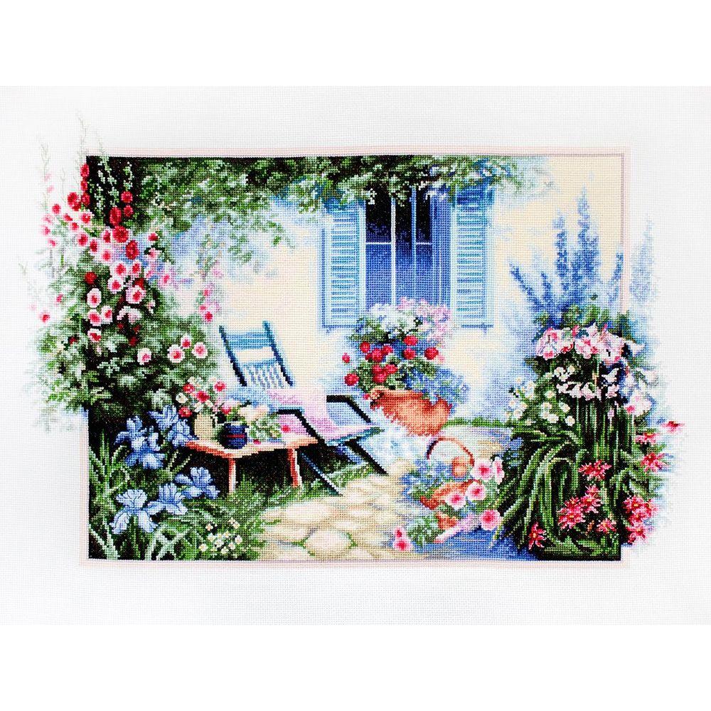 Jardin de Fleurs  B2342  Luca-S