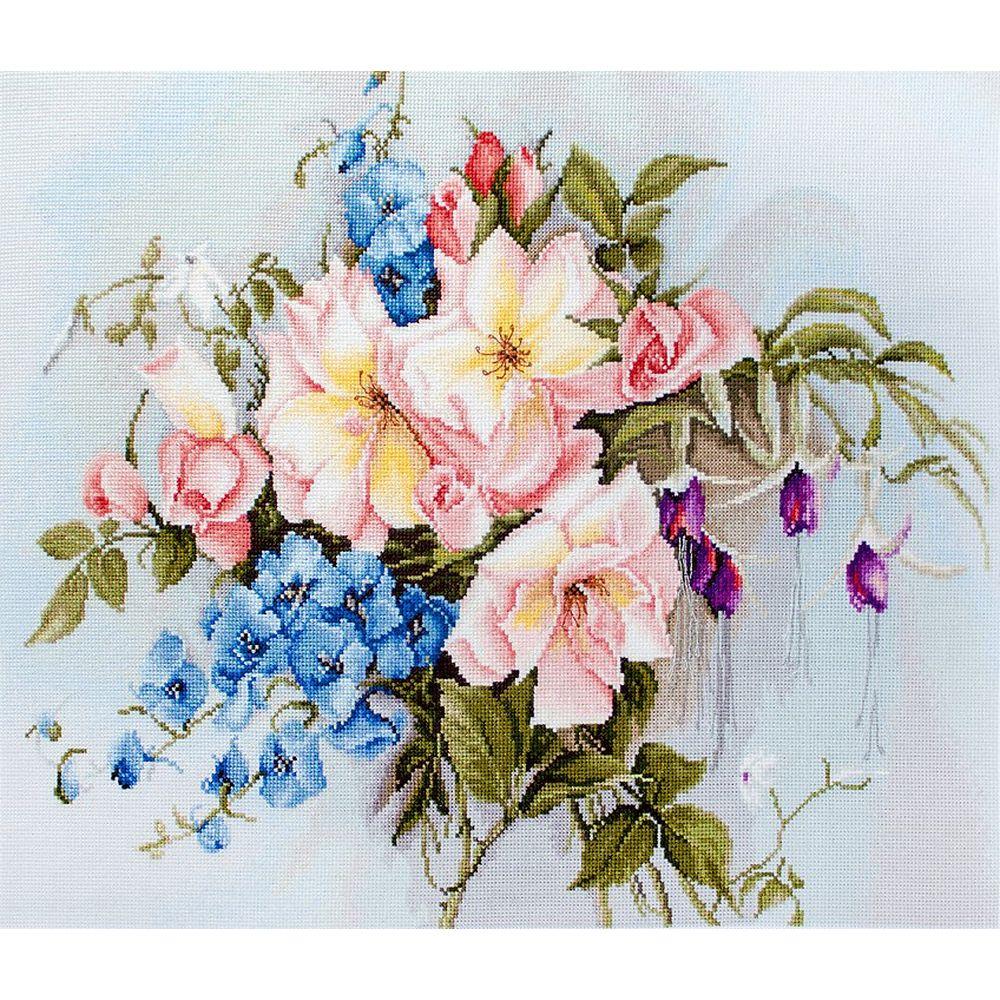 Bouquet de Fleurs  BA2362  Luca-S