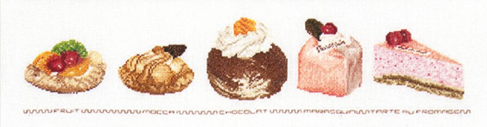 Assortiment de gâteaux  3050  Thea Gouverneur