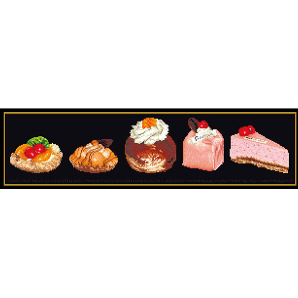 Assortiment de gâteaux  3050-05  Thea Gouverneur