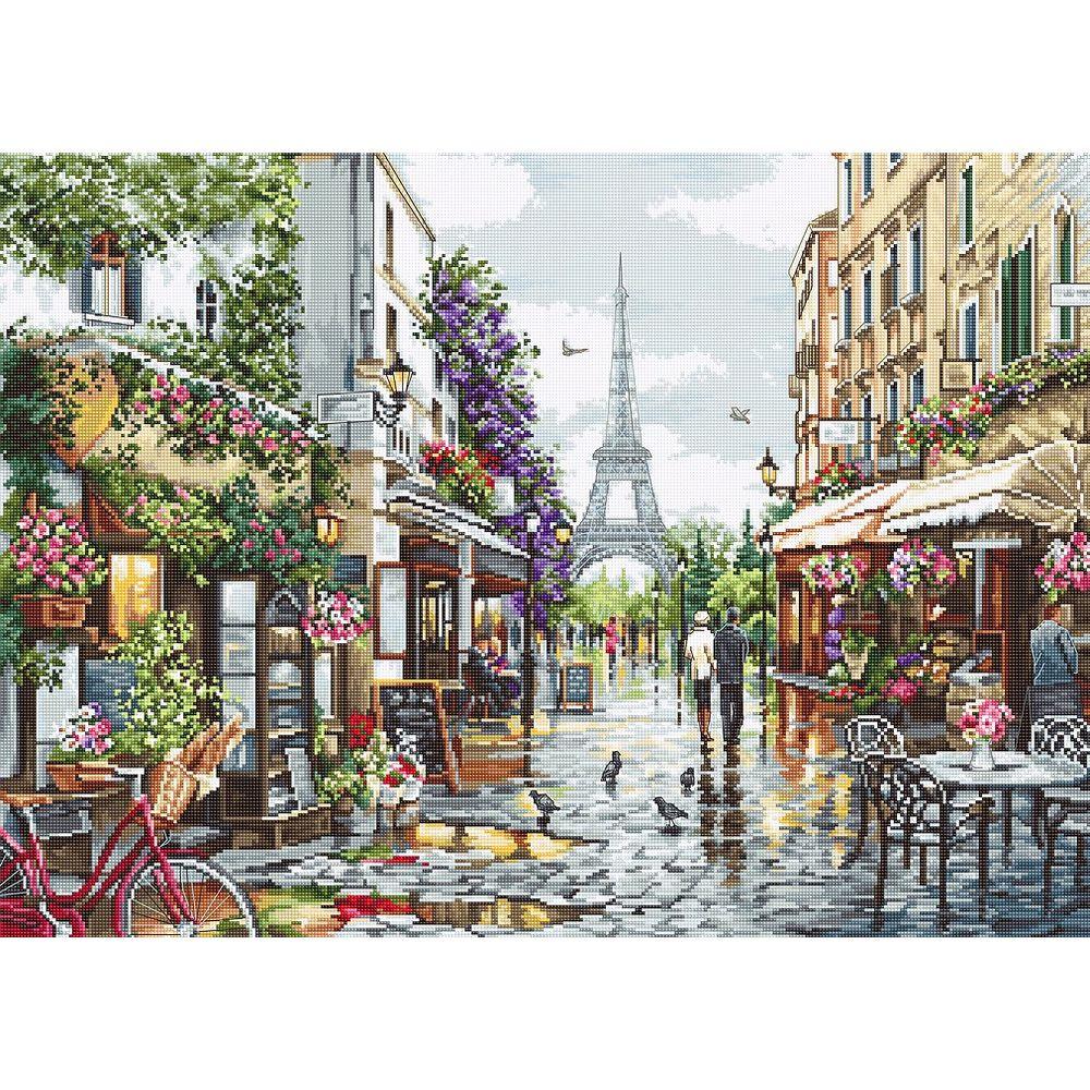 Paris en fleurs  B2365  Luca-S