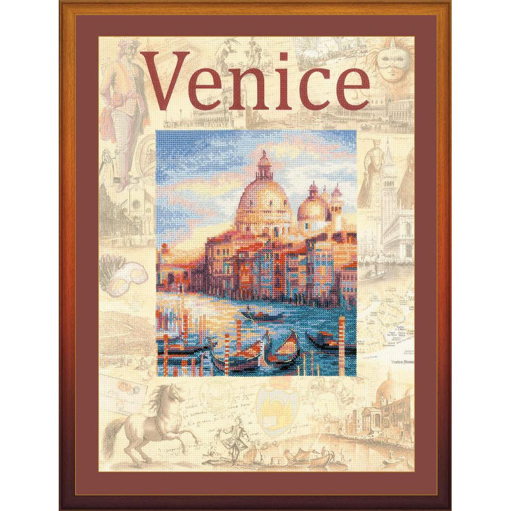 Ville du Monde  Venise  PT0030  RIOLIS