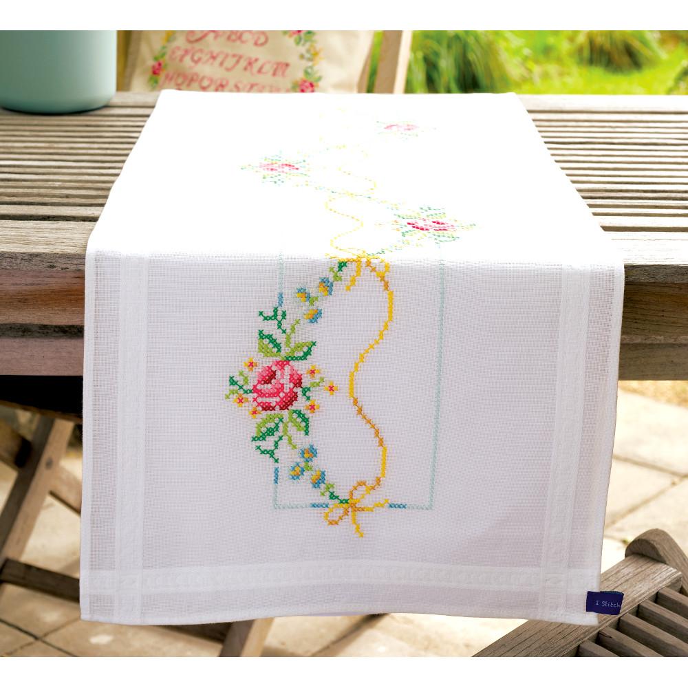 Guirlande de Roses  0153630  Vervaco