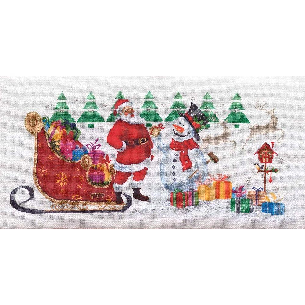 Le Père Noël  555A  Thea Gouverneur