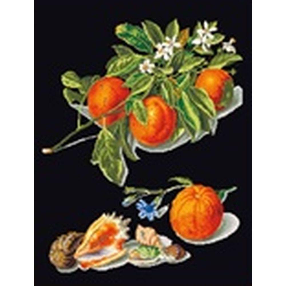 Orange et Mandarine  3061-05  Thea Gouverneur