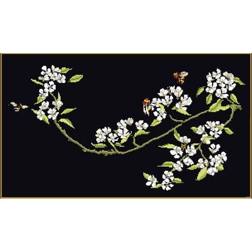 Fleurs de Pyrus  1047-05 Thea Gouverneur