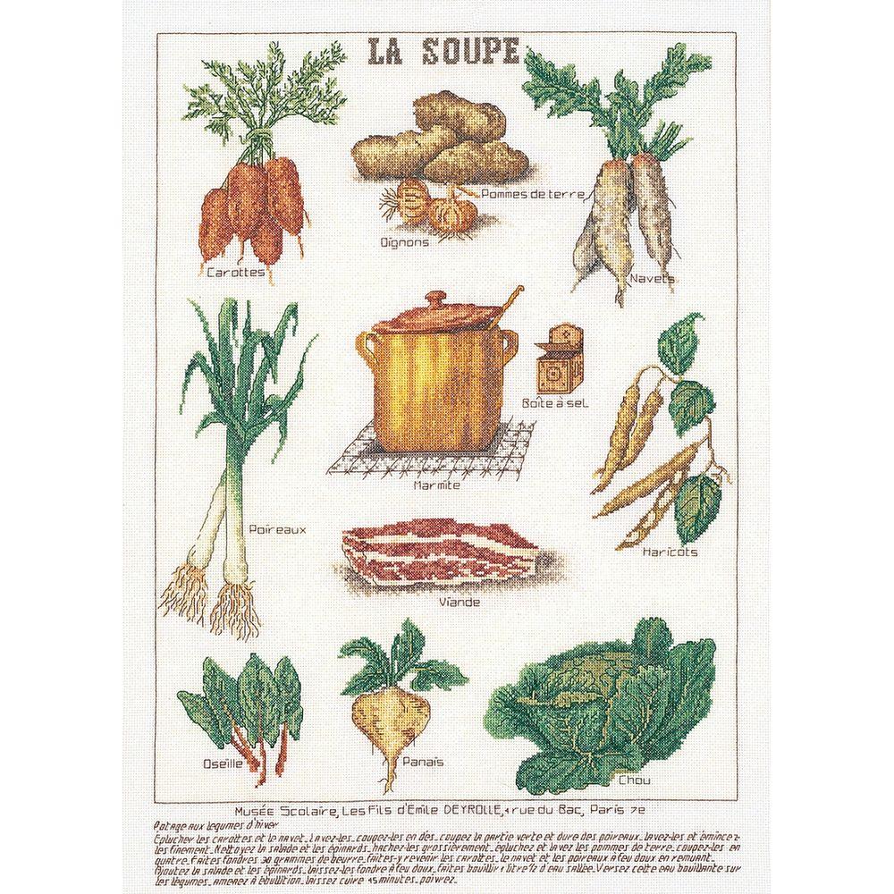 La Soupe  3027  Thea Gouverneur
