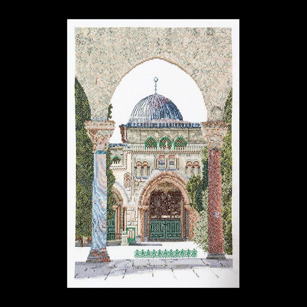 Thea Gouverneur  534A  Al-Aqsa  Mosquée