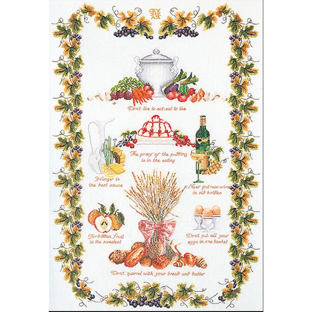 Thea Gouverneur  2027  Sampler cuisine