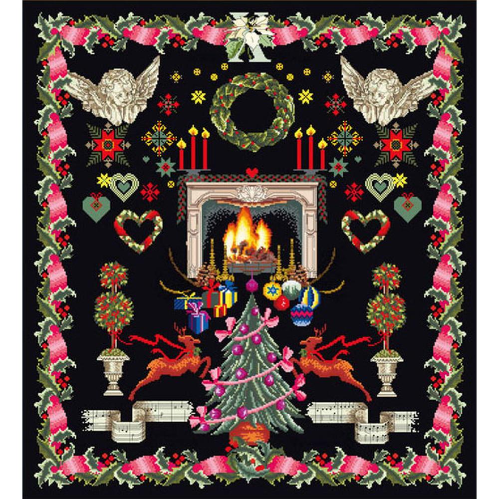 Thea Gouverneur  2077-05  Christmas Design