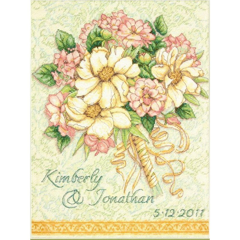 Bouquet de mariage  70-35275  Dimensions