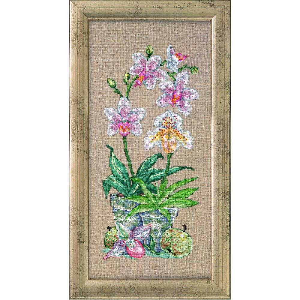 Orchidées en Pot - Permin 70-5127