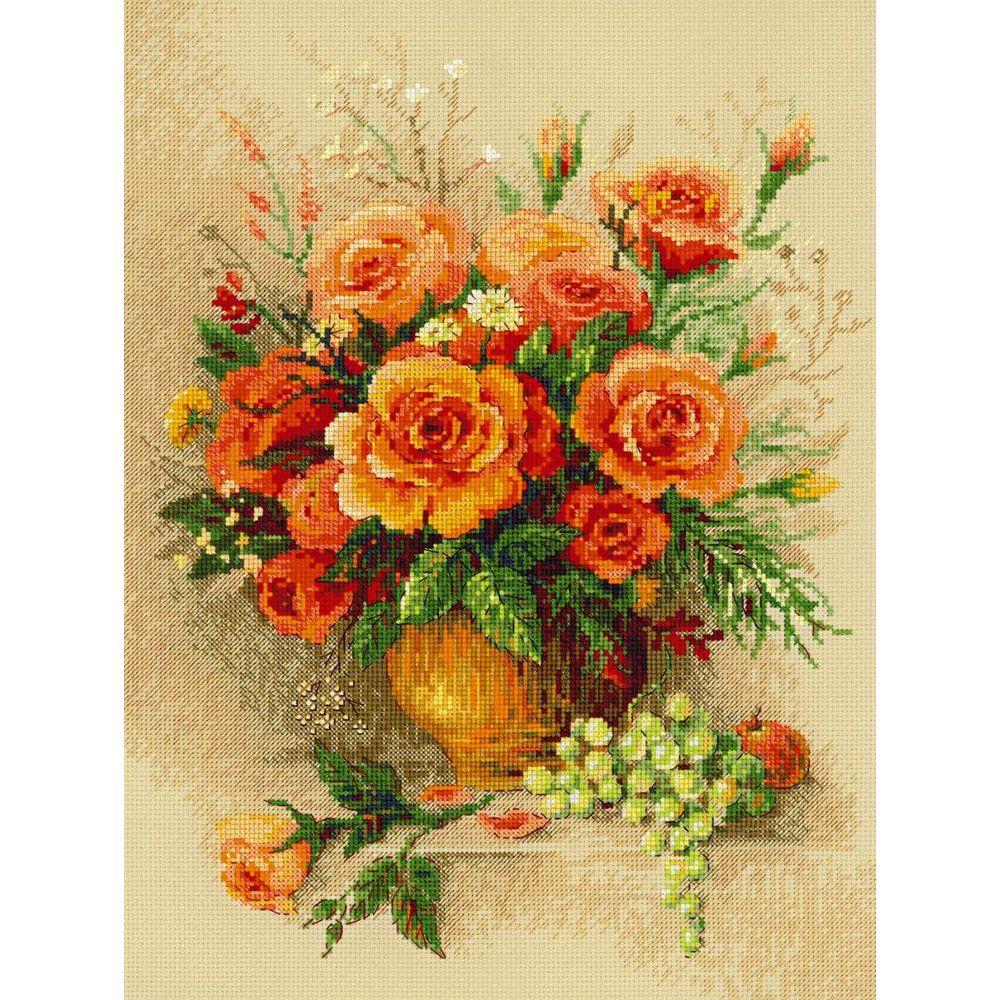 Roses  100-049  RIOLIS