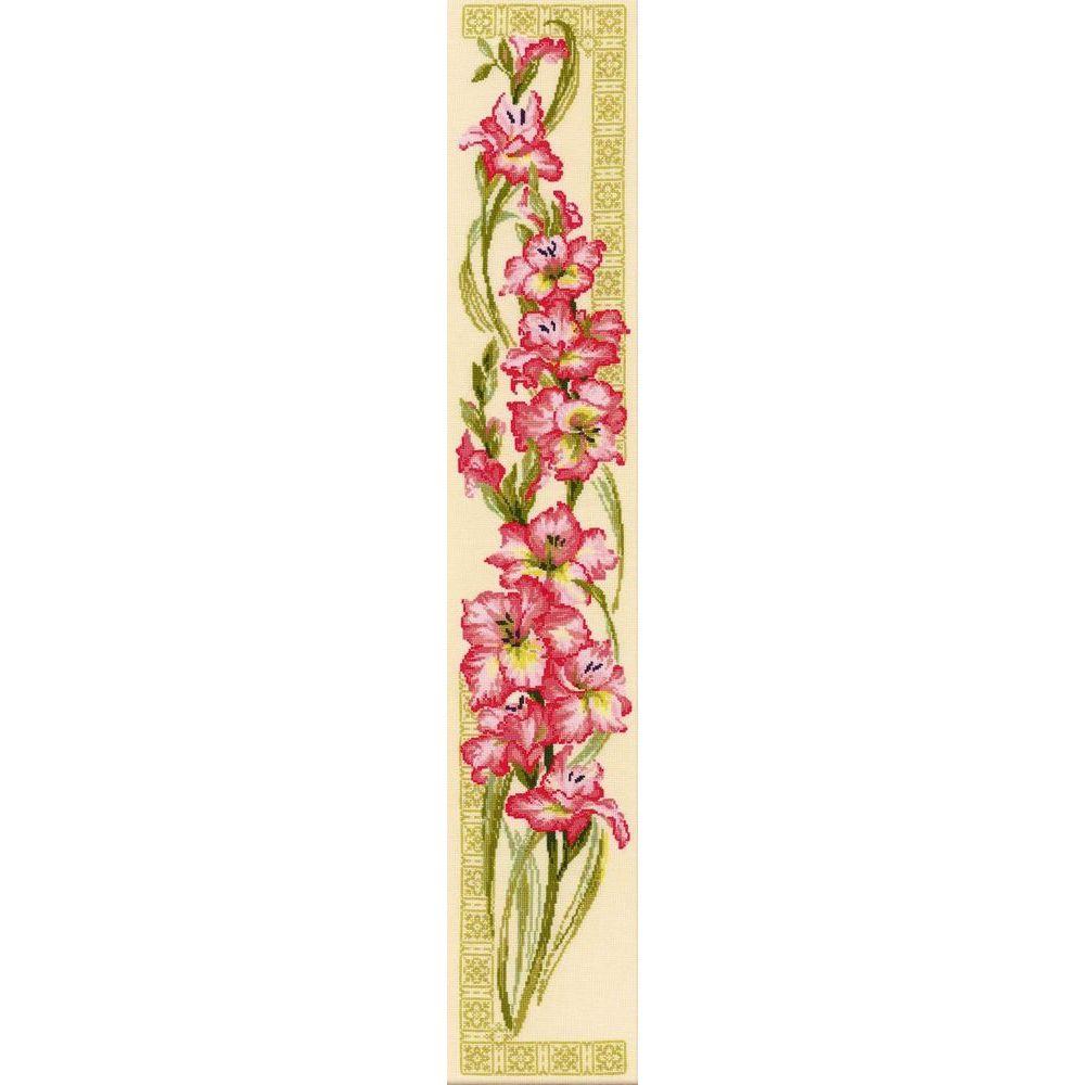 Fleurs de glaïeuls  938  RIOLIS