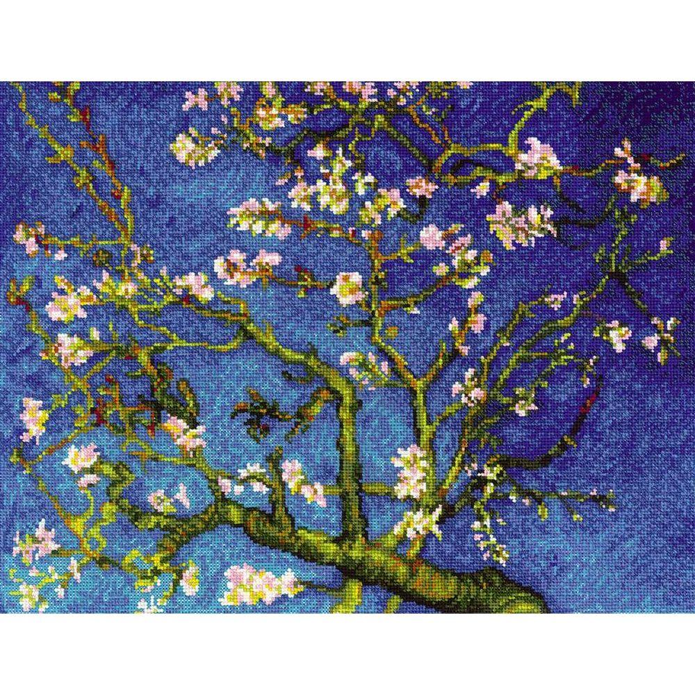Fleurs d amandes  1698  Riolis