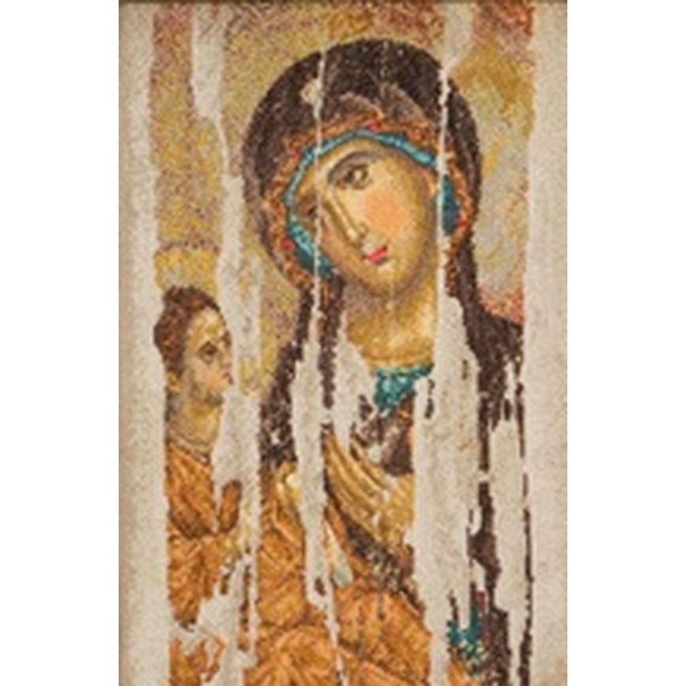 Icône Mother of God  475A  Thea Gouverneur