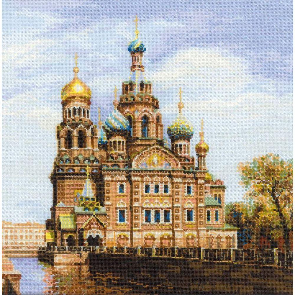 Saint Pétersbourg  1548  Riolis