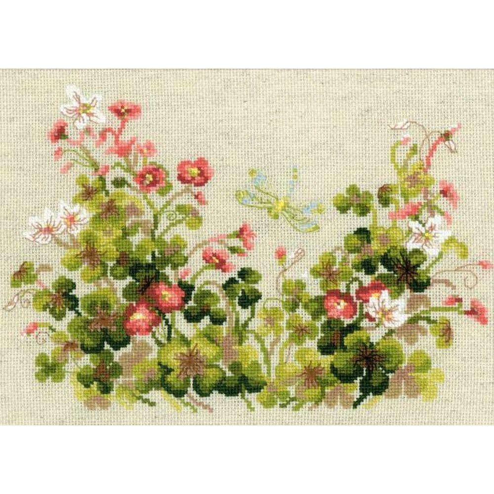 Belle Fleurs  1187  Riolis
