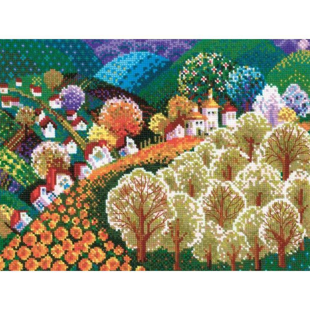 Belle floraison  1358  Riolis