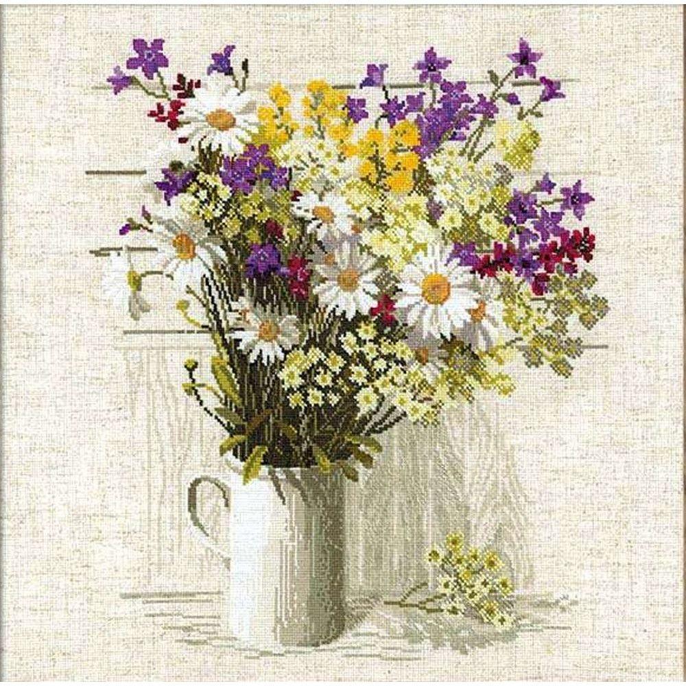 Fleurs sauvages  924  Riolis