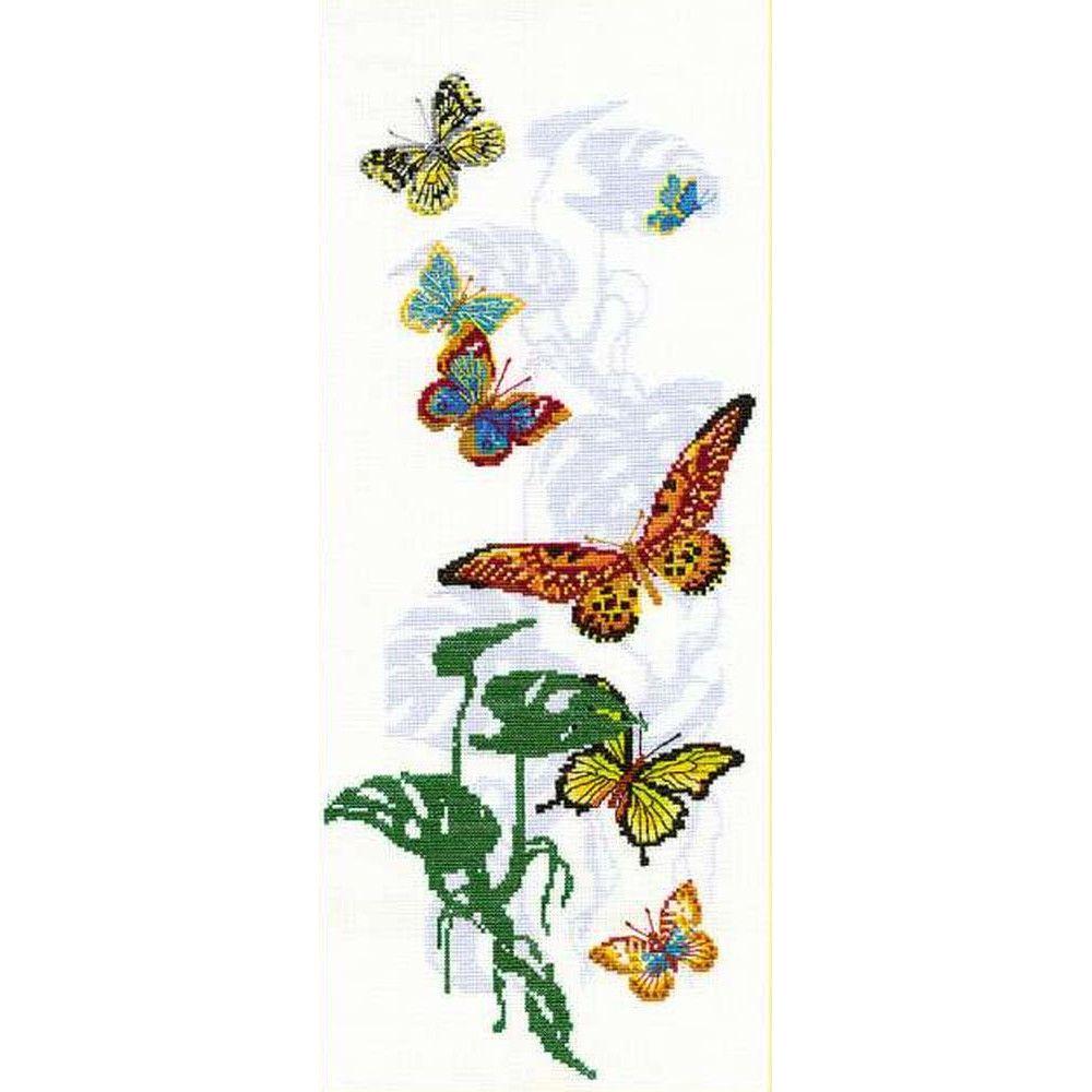 Envolées de papillons 903  Riolis