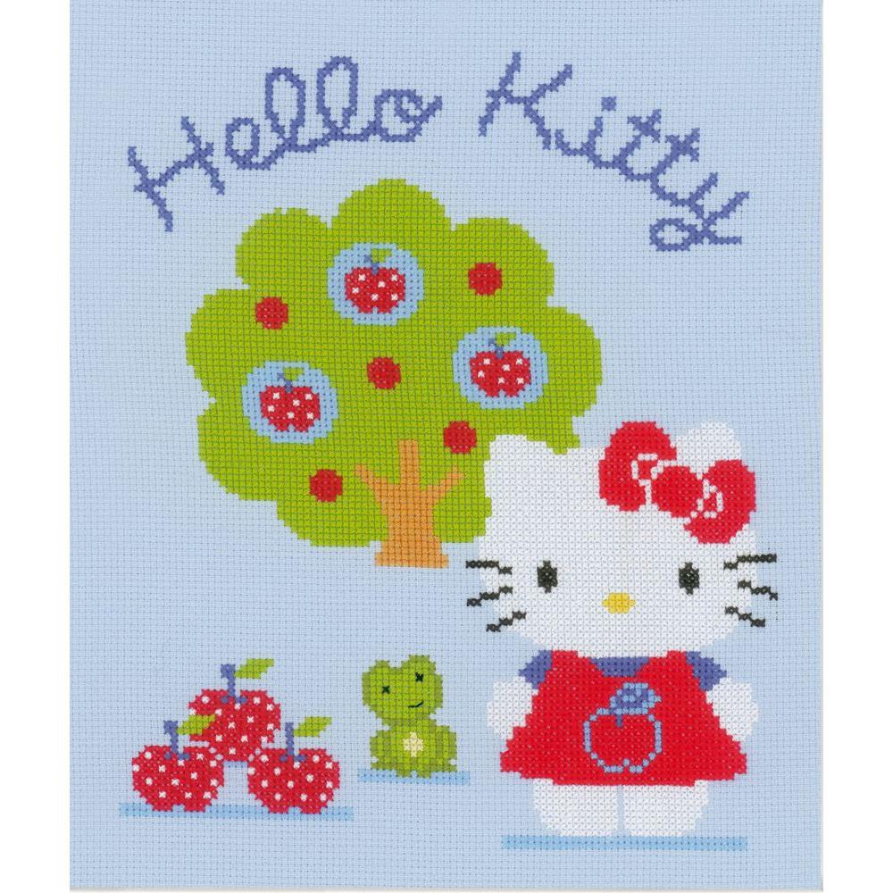 Hello kitty  0150488  Vervaco