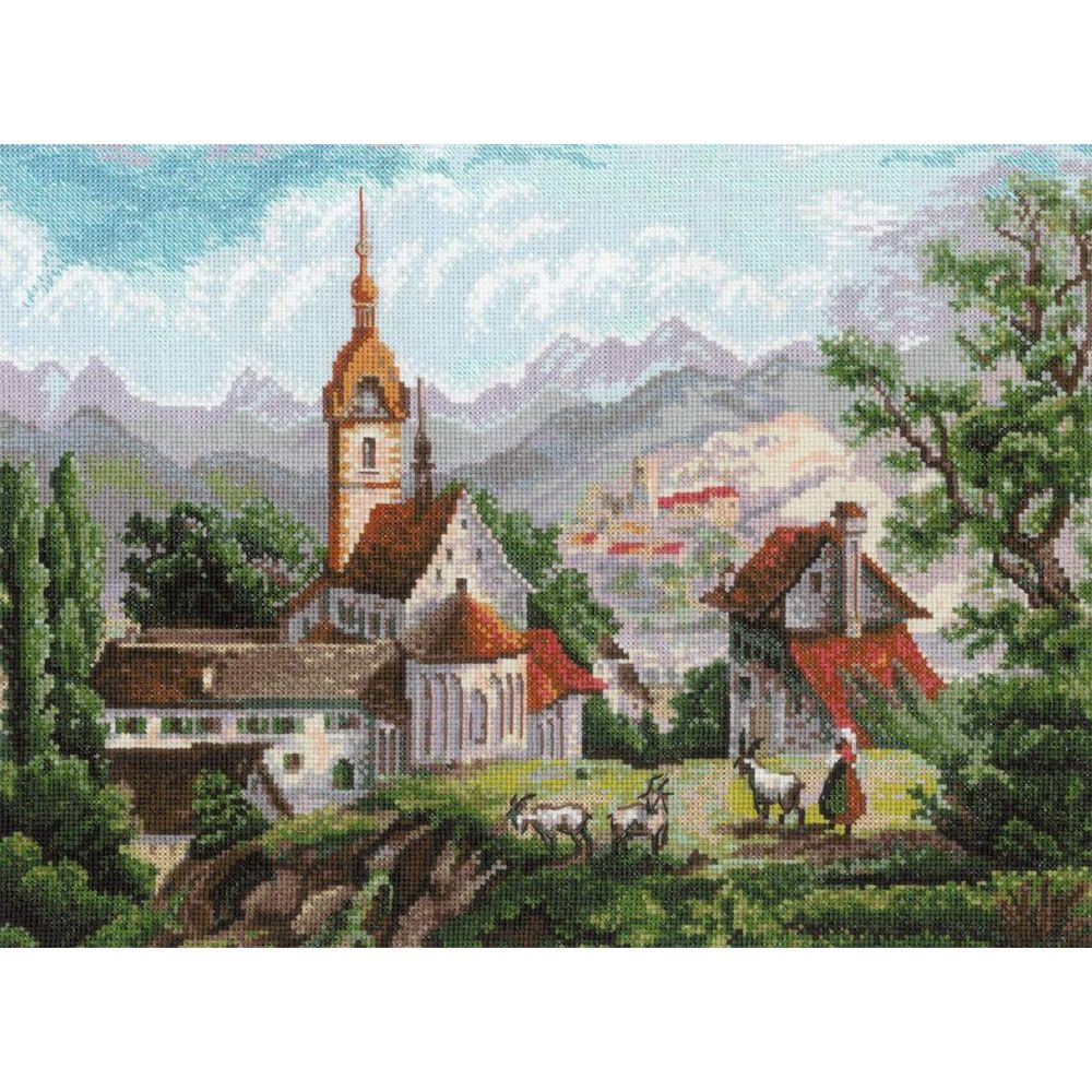 Monastère de Shonenvert  1701  Riolis