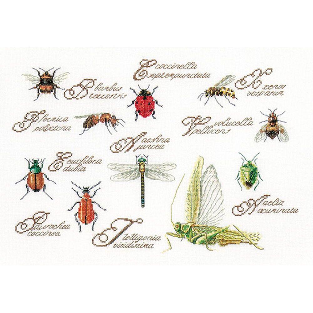Les Insectes  3029  Thea Gouverneur