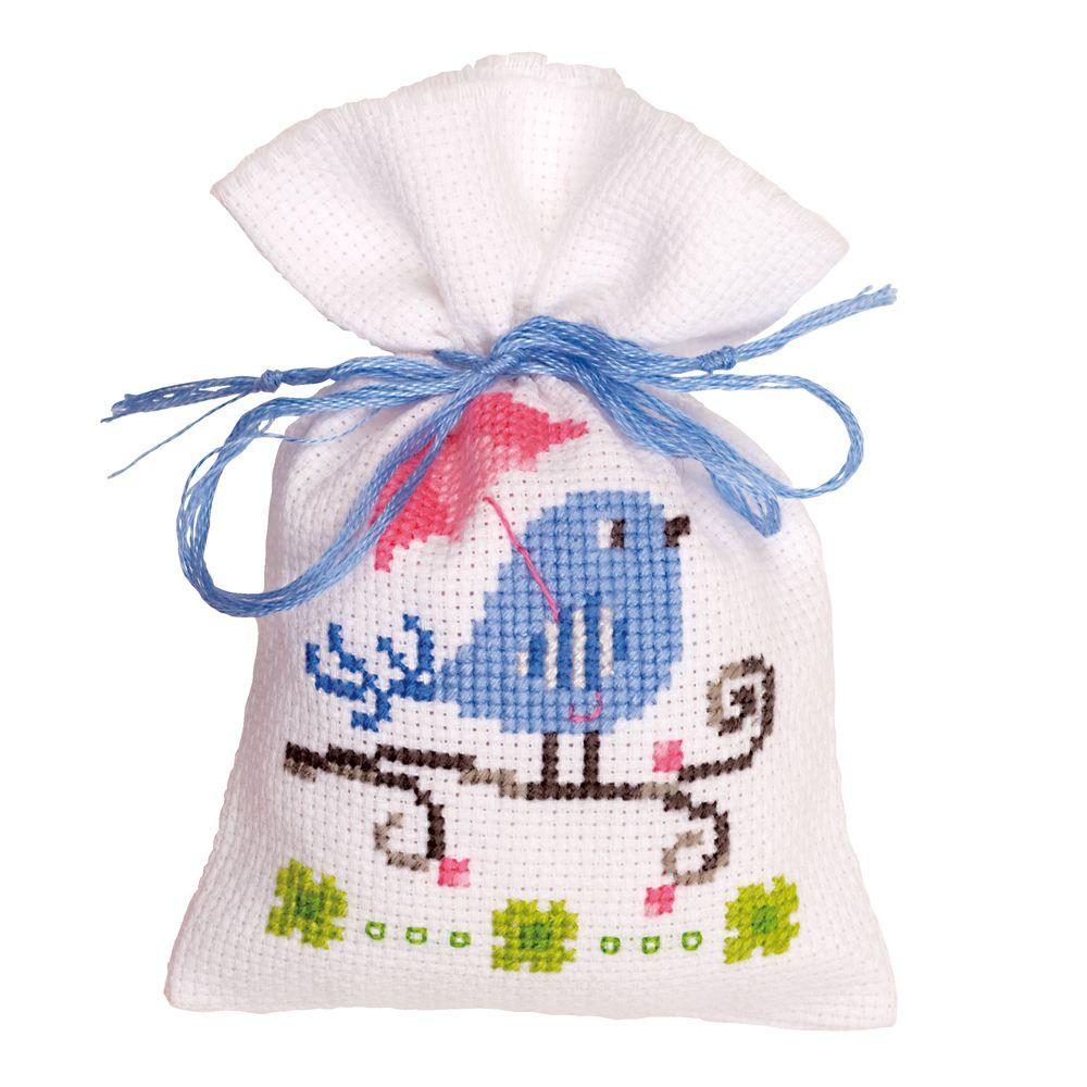 Oiseau bleu  0147230  Vervaco