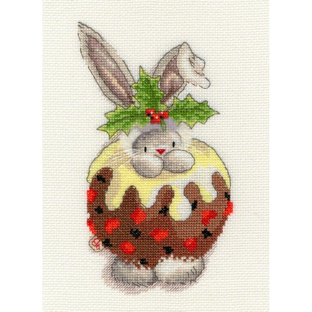 Christmas pudding  XBB5  Bothy Threads