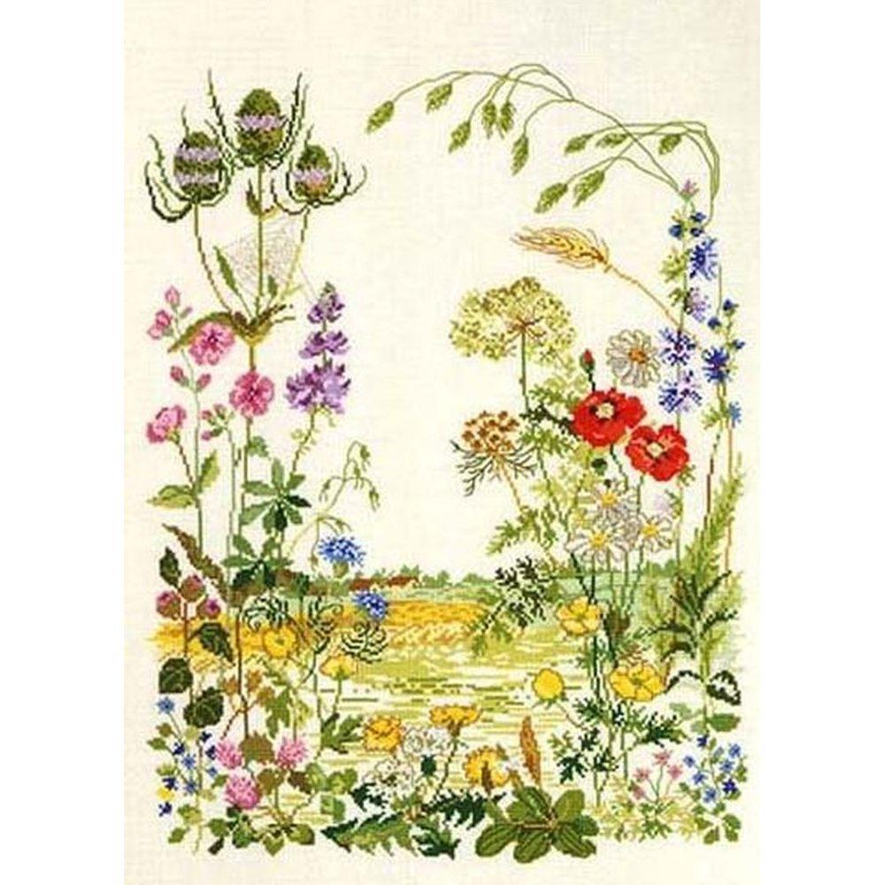 Fleurs des Champs  70-2316  Permin