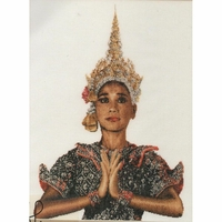 Thea Gouverneur  Thai lady  422A