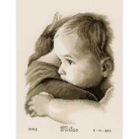 Vervaco  Bébé sur le bras  0158510