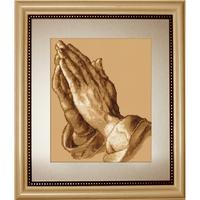 Mains en prière  B350  Luca-S