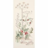 Bothy Threads  Bouquet d hiver  SP04