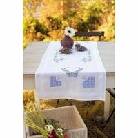 Vervaco  Brins de lavande avec papillons  0146889