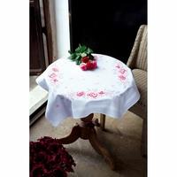 Vervaco  Roses rose  0145973
