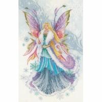 Lanarte 0178653  Fantasy winter elf fairy  Broderie