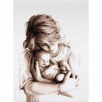 Maman et enfant  0178925 Vervaco
