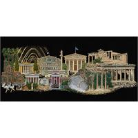 Athènes la nuit  545-05  Thea Gouverneur