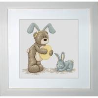 Bruno et le lapin  B1016  LUCA-S