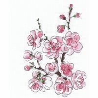 La Branche de Sakura  1818  Riolis