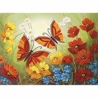 Papillons en vole DK3016 Nova Sloboda