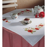 Nappe Coquelicots 01738 Royal Paris