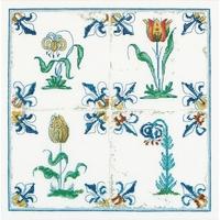 Carreaux Anciennes Fleurs  485 Thea Gouverneur