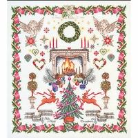 Thea Gouverneur 2077A Christmas Design
